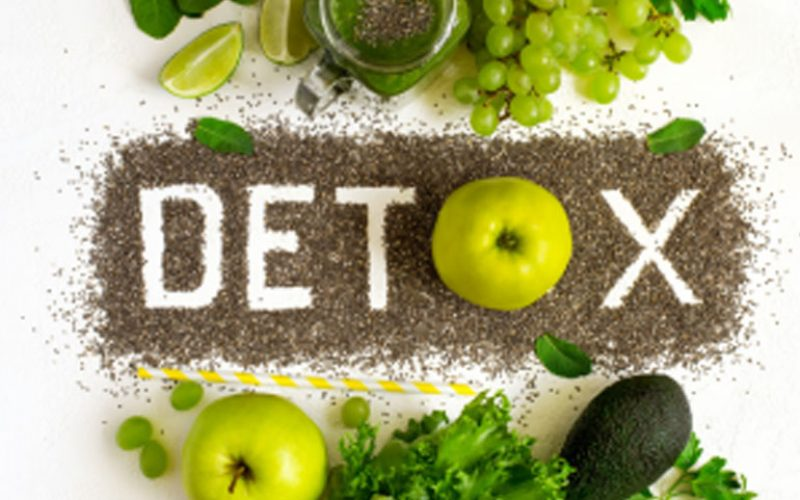 Detox: Do It Yourself For Yourself