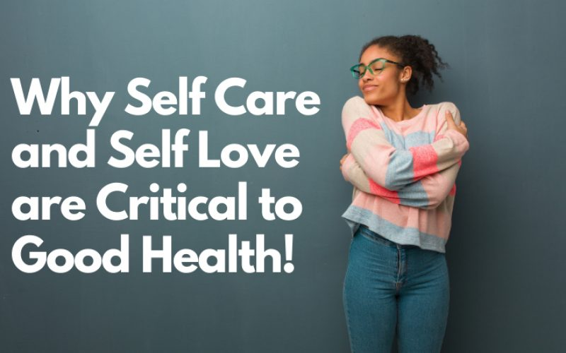 Start the New Year with Self-Care and Self-Love for Good Health
